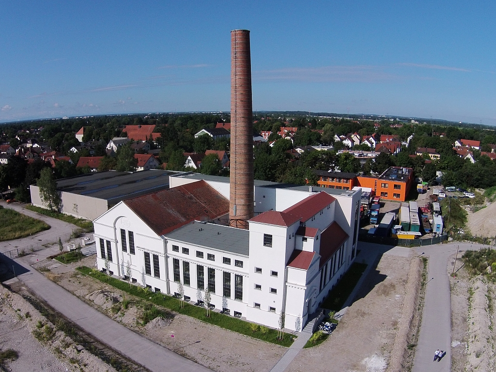 Münchner Kesselhaus