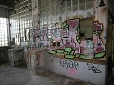 Bürotrakt (Amino-Gebäude) vor der Sanierung