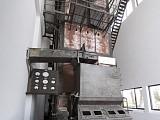 Kesselraum mit restaurierter Kesselanlage, begehbar (Foto: Eberhard Lantz, BLFD)